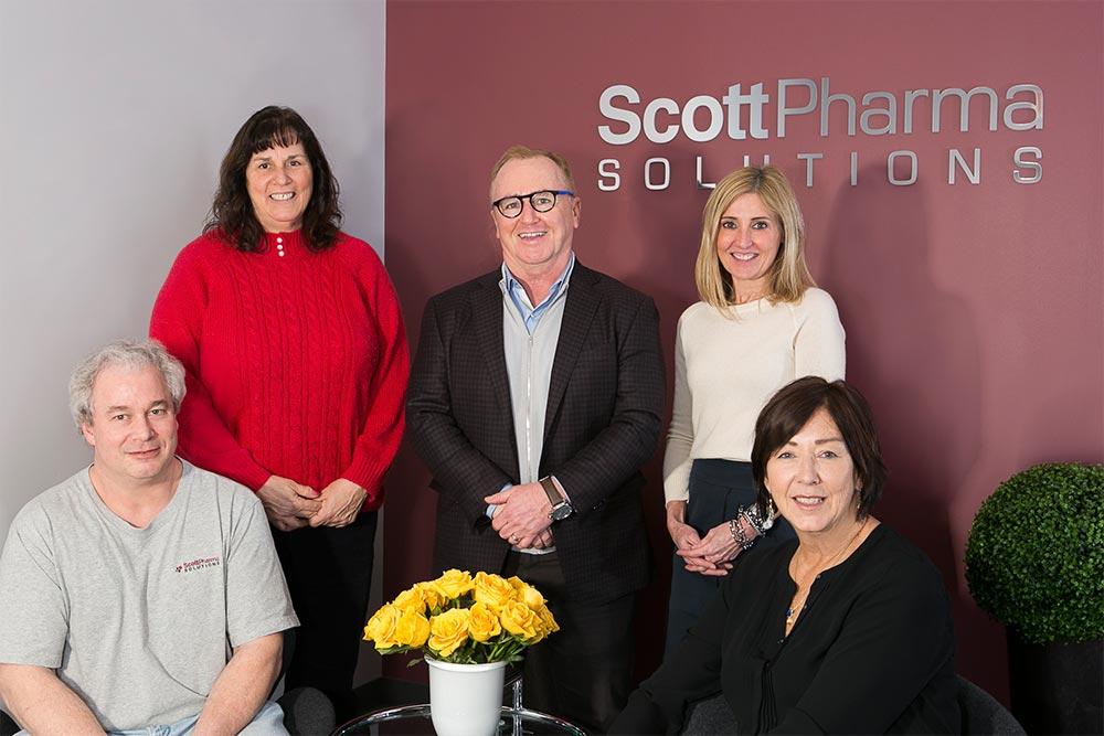 ScottPharma Leadership Team