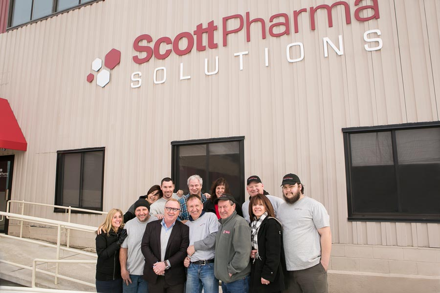 ScottPharma Facility