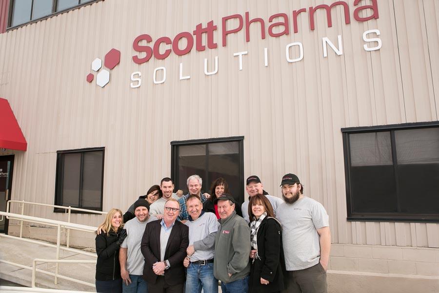 ScottPharma Facility