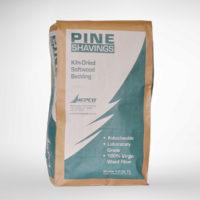 Lab Pine Shavings