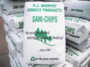 Sani Chip Hardwood