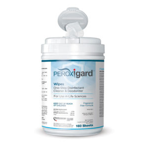 Peroxigard® Ready to Use Wipes